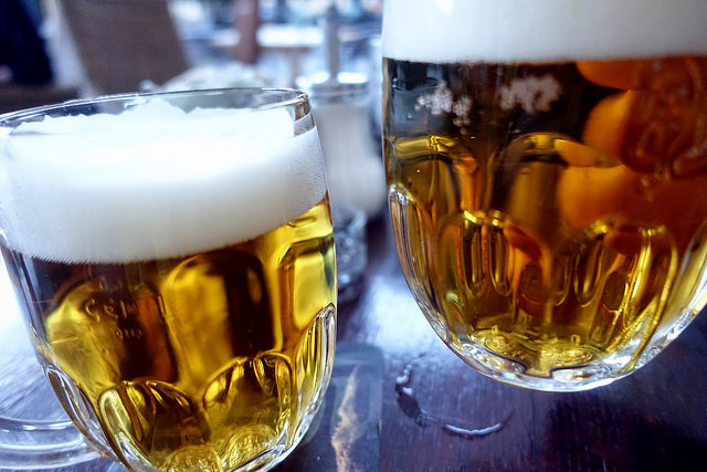 Indulge in Dark Beers and German Foods at Dacha Beer Garden